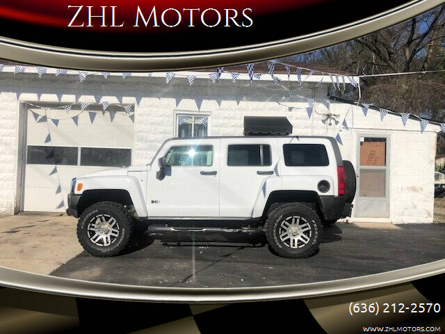 2007 HUMMER H3 for sale at ZHL Motors in House Springs MO