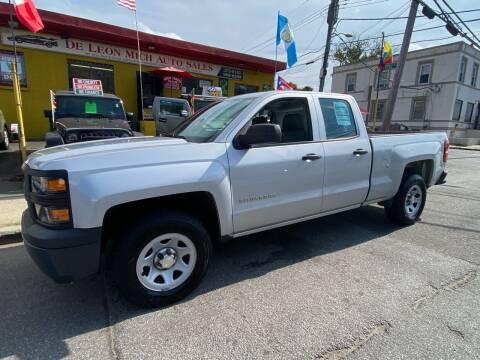 2014 Chevrolet Silverado 1500 for sale at White River Auto Sales in New Rochelle NY