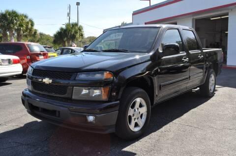 2012 Chevrolet Colorado for sale at STEPANEK'S AUTO SALES & SERVICE INC. in Vero Beach FL