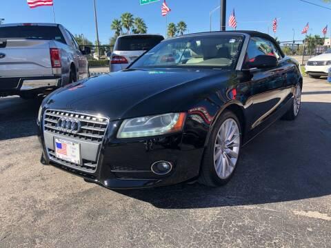 2012 Audi A5 for sale at Gtr Motors in Fort Lauderdale FL