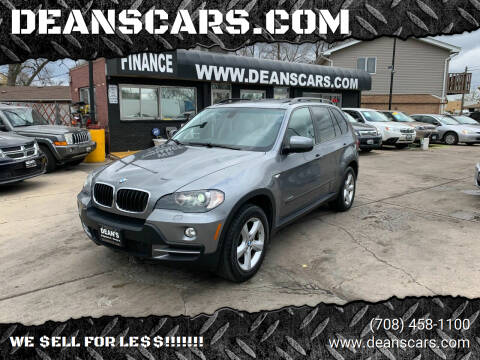 2009 BMW X5 for sale at DEANSCARS.COM in Bridgeview IL