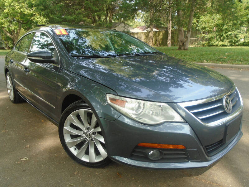 2011 Volkswagen CC for sale at Sunshine Auto Sales in Kansas City MO