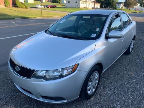 2010 Kia Forte for sale at Trocci's Auto Sales in West Pittsburg PA