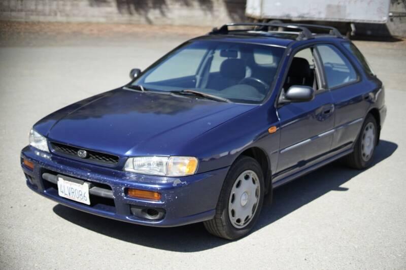 2000 Subaru Impreza for sale at Sports Plus Motor Group LLC in Sunnyvale CA