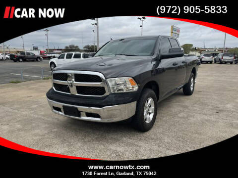 2014 RAM Ram Pickup 1500 for sale at Car Now Dallas in Dallas TX