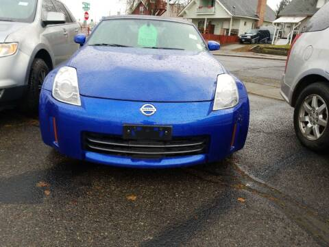 2007 Nissan 350Z for sale at 2 Way Auto Sales in Spokane Valley WA