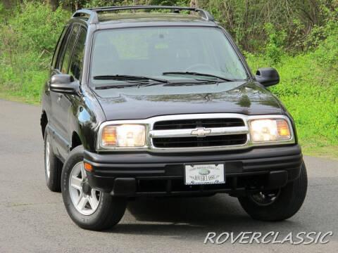 2003 Chevrolet Tracker for sale at Isuzu Classic in Cream Ridge NJ