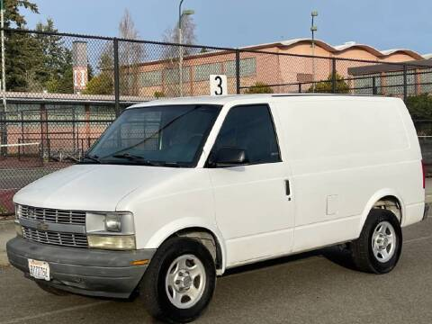 2004 Chevrolet Astro Cargo for sale at Washington Auto Loan House in Seattle WA