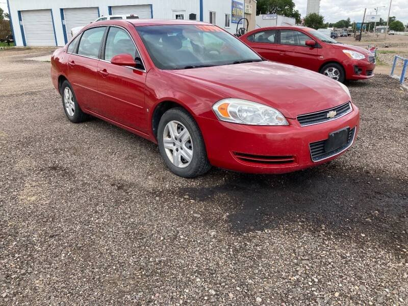 2008 Chevrolet Impala for sale at All Affordable Autos in Oakley KS