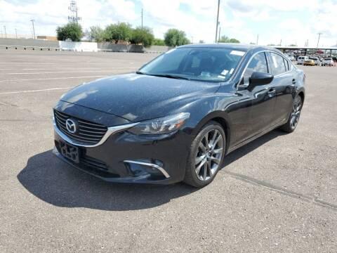 2016 Mazda MAZDA6 for sale at A.I. Monroe Auto Sales in Bountiful UT