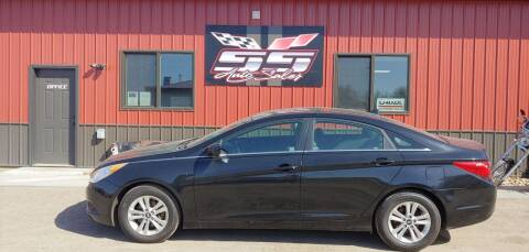 2012 Hyundai Sonata for sale at SS Auto Sales in Brookings SD