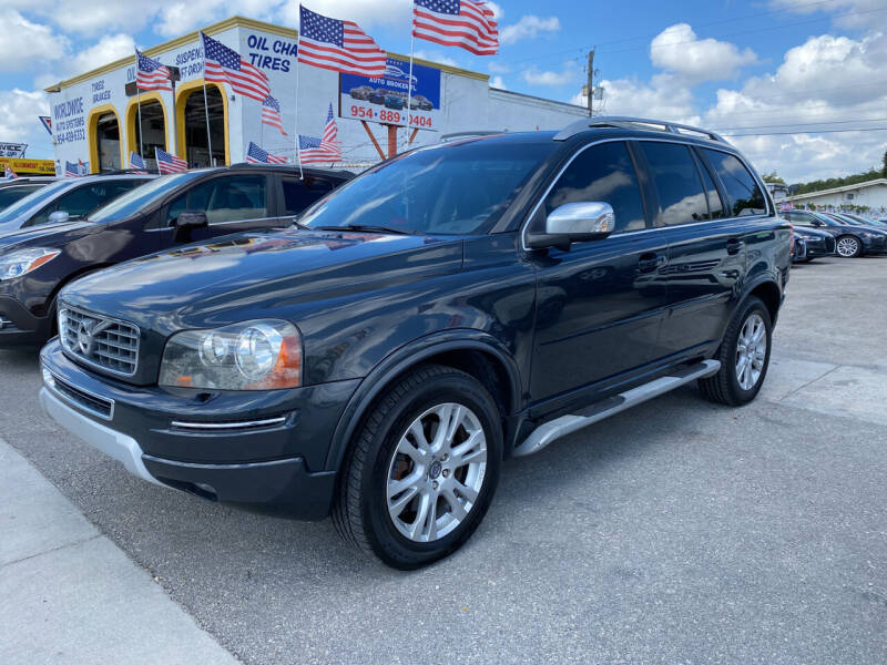 2013 Volvo XC90 for sale at INTERNATIONAL AUTO BROKERS INC in Hollywood FL