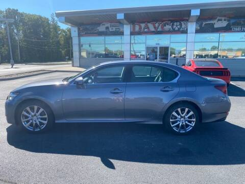 2013 Lexus GS 350 for sale at Davco Auto in Fort Wayne IN