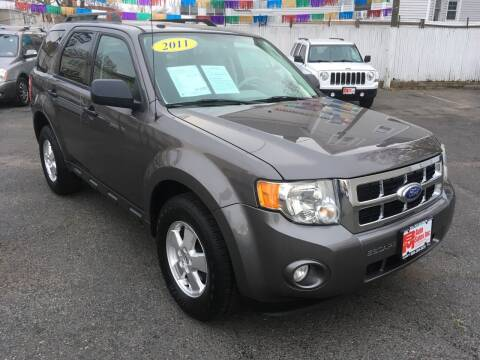 2011 Ford Escape for sale at B & M Auto Sales INC in Elizabeth NJ