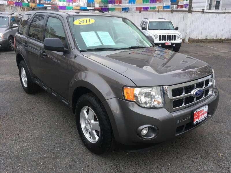2011 Ford Escape for sale at B & M Auto Sales INC in Elizabeth NJ