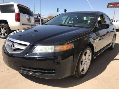 2004 Acura TL for sale at Town and Country Motors in Mesa AZ