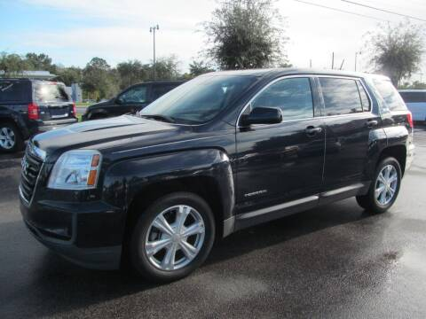 2017 GMC Terrain for sale at Blue Book Cars in Sanford FL
