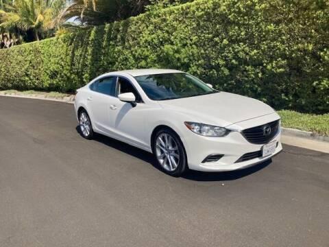 2015 Mazda MAZDA6 for sale at Del Mar Auto LLC in Los Angeles CA