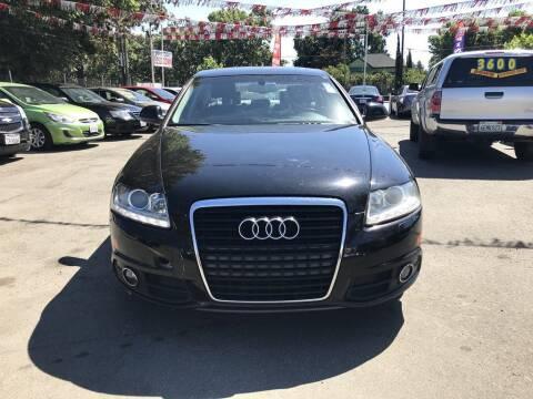 2011 Audi A6 for sale at EXPRESS CREDIT MOTORS in San Jose CA