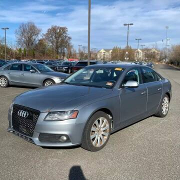 2011 Audi A4 for sale at CRS 1 LLC in Lakewood NJ