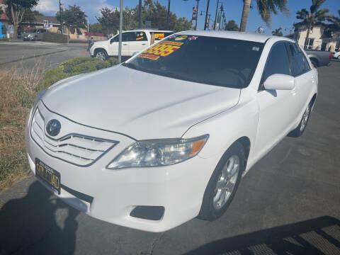 2011 Toyota Camry for sale at Soledad Auto Sales in Soledad CA