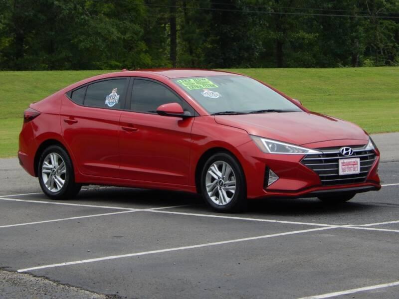 2020 Hyundai Elantra for sale at Boyles Auto Sales in Jasper AL