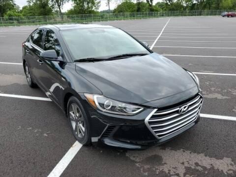 2017 Hyundai Elantra for sale at CON ALVARO ¡TODOS CALIFICAN!™ in Columbia TN