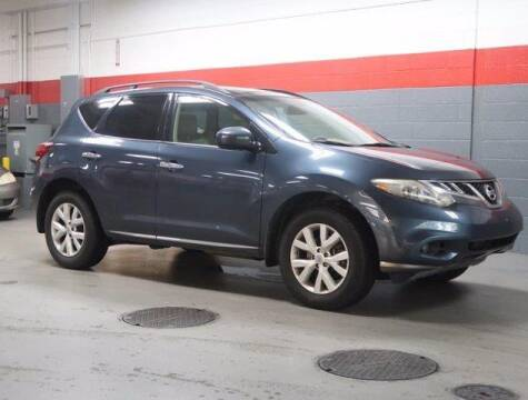 2012 Nissan Murano for sale at CU Carfinders in Norcross GA