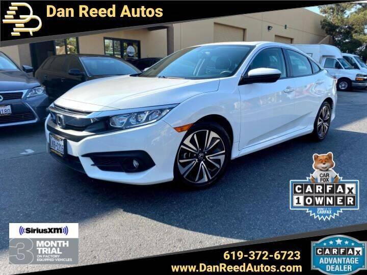 2018 Honda Civic for sale in Escondido, CA
