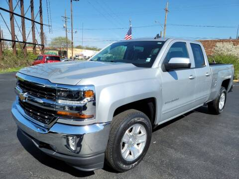 2017 Chevrolet Silverado 1500 for sale at Shaddai Auto Sales in Whitehall OH