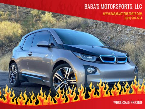 2014 BMW i3 for sale at Baba's Motorsports, LLC in Phoenix AZ