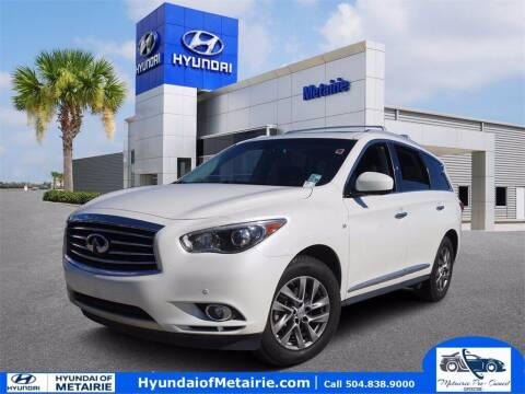 2015 Infiniti QX60 for sale at Metairie Preowned Superstore in Metairie LA