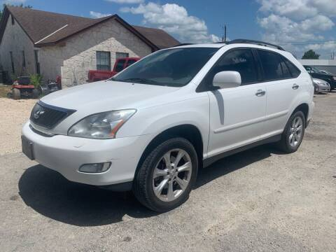 2009 Lexus RX 350 for sale at South Point Auto Sales in Buda TX