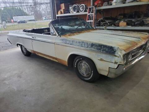 1964 Oldsmobile Eighty-Eight for sale at Classic Car Deals in Cadillac MI