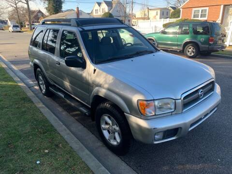 2003 Nissan Pathfinder for sale at First Choice Automobile in Uniondale NY