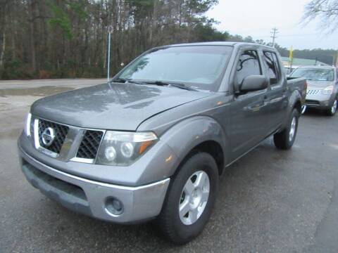 2007 Nissan Frontier for sale at Bullet Motors Charleston Area in Summerville SC