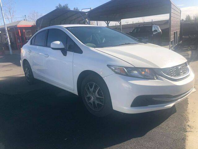 2013 Honda Civic for sale at Silver Star Auto in San Bernardino CA