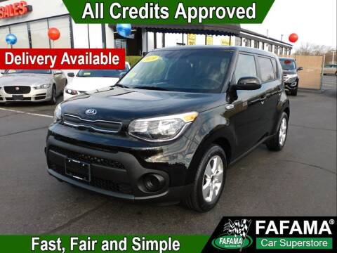 2019 Kia Soul for sale at FAFAMA AUTO SALES Inc in Milford MA