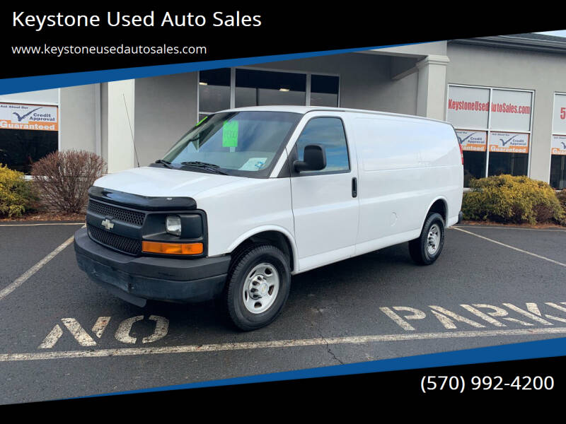 2008 Chevrolet Express Cargo for sale at Keystone Used Auto Sales in Brodheadsville PA