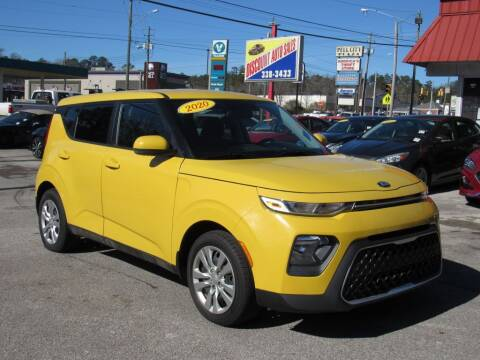2020 Kia Soul for sale at Discount Auto Sales in Pell City AL