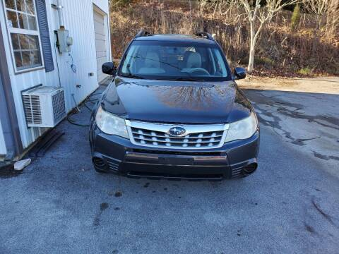 2012 Subaru Forester for sale at DISCOUNT AUTO SALES in Johnson City TN