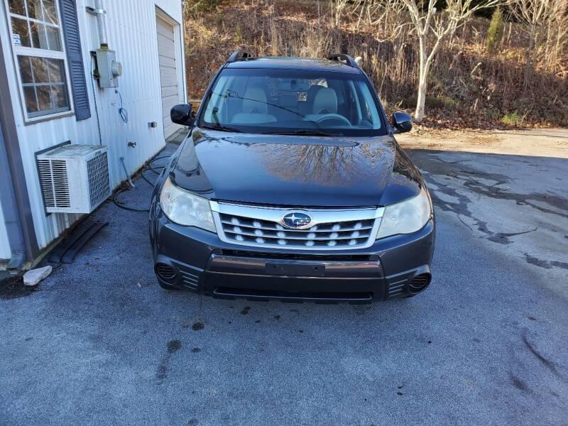 2012 Subaru Forester for sale at DISCOUNT AUTO SALES in Johnson City TN