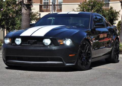 2011 Ford Mustang for sale at AMC Auto Sales Inc in San Jose CA