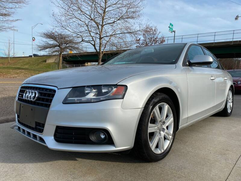 2010 Audi A4 for sale at Dalton George Automotive in Marietta OH
