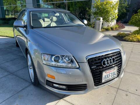 2010 Audi A6 for sale at Top Motors in San Jose CA