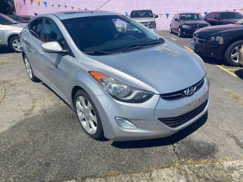2012 Hyundai Elantra for sale at SNS AUTO SALES in Seattle WA