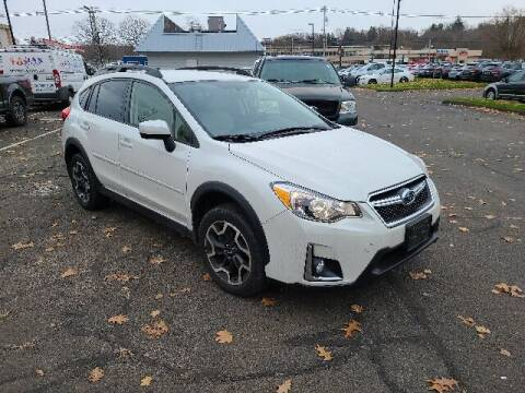 2017 Subaru Crosstrek for sale at BETTER BUYS AUTO INC in East Windsor CT
