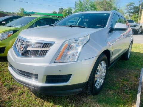2011 Cadillac SRX for sale at BRYANT AUTO SALES in Bryant AR