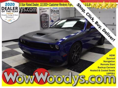 2019 Dodge Challenger for sale at WOODY'S AUTOMOTIVE GROUP in Chillicothe MO