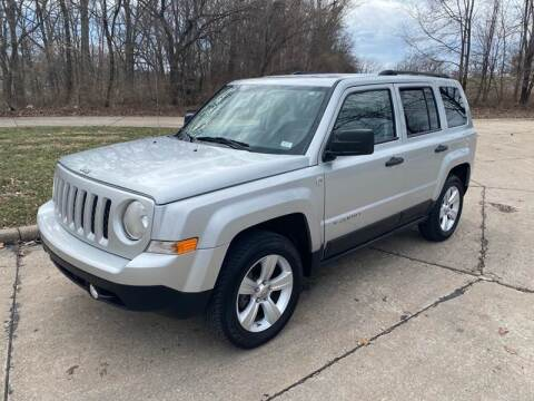 2011 Jeep Patriot for sale at Sansone Cars in Lake Saint Louis MO